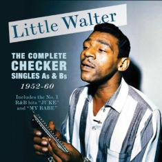 Little Walter - Complete Checker Singlas As & Bs 52