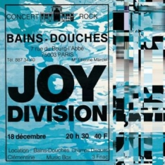 Joy Division - Live At Les Bains Douches Paris '79