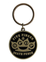 Five Finger Death Punch - Standard Key Chain Standard: Knuckle