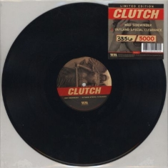 Clutch - RSD 2016 Etched