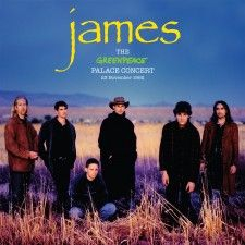 James - Greenpeace Palace Concert 1992 2Lp