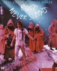 Neil Young & Crazy Horse - Rust Never Sleeps (Dvd)