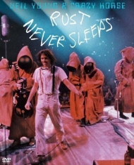Neil Young & Crazy Horse - Rust Never Sleeps (Bluray)