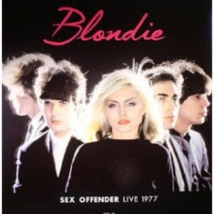 Blondie - Live At Old Waldorf S.F. 1977