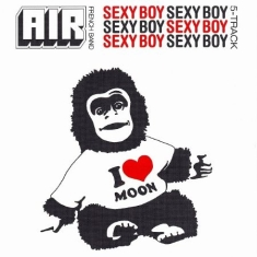 AIR French Band - Sexy Boy