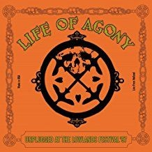 Life Of Agony - Unplugged At Lowlands Festival '97 (Orange Vinyl)