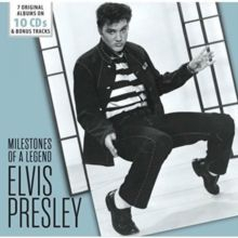 Presley Elvis - Milestones Of A Legend