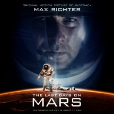 Richter Max - Last Days On Mars (Soundtrack)