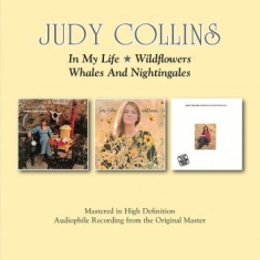 Collins Judy - In My Life/Wildflowers/Whales & Nig