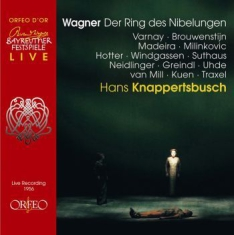 Wagner, Richard - Der Ring Des Nibelungen (13 Cd)