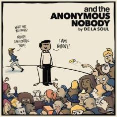 De La Soul - And The Anonymous Nobody...