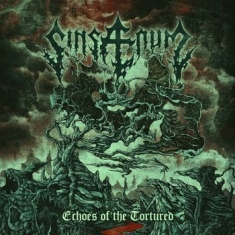 Sinsaenum - Echoes Of The Tortured (White Vinyl
