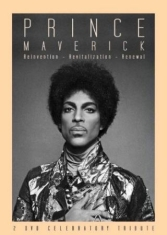 Prince - Maverick - Documentary 2 Disc Dvd