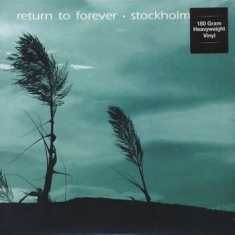 Return To Forever - Live At Konserthuset. Stockholm Sep