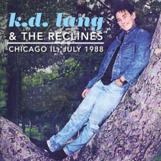 Lang K.D. - Chicago, Il. July 1988