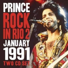 Prince - Rock In Rio 2 (2 Cd) (Live 1991)