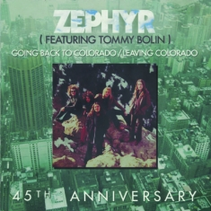 Zephyr - Going Back To Colorado&Leaving Colo