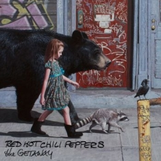 Red Hot Chili Peppers - The Getaway (Vinyl)