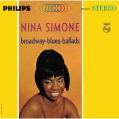 Simone Nina - Broadway Blues Ballads (Vinyl)