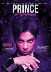 Prince - Up Close & Personal (Dvd Documentar
