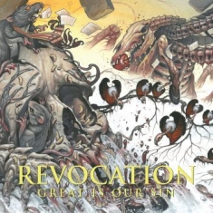 Revocation - Great Is Our Sin 180 G Black Vinyl