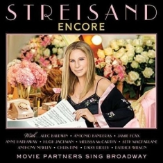 Barbra Streisand - Encore: Movie Partners Sing Broadwa