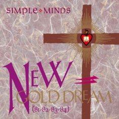 Simple Minds - New Gold Dream (81/82/83/84) (Vinyl