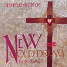 Simple Minds - New Gold Dream (81/82/83/84) (2Cd)