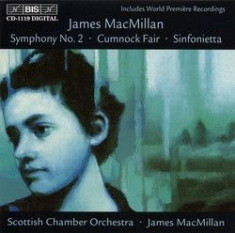 Macmillan, James - Sinfonietta