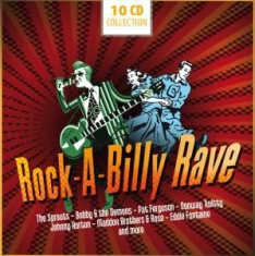 Blandade Artister - Rock-A-Billy Rave