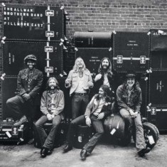 The Allman Brothers Band - At Fillmore East - Live (2Lp)