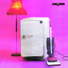 Cure - Three Imaginary Boys (Vinyl)