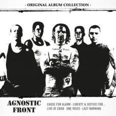 Agnostic Front - Original Album Collection: Discover