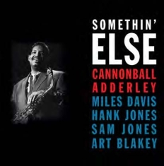 Adderley cannonball - Somethin' Esle (180 G.)