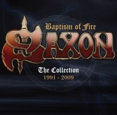 Saxon - Baptism Of FireCollection