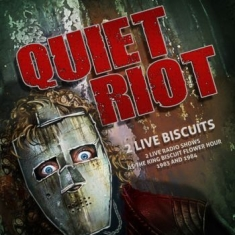 Quiet Riot - 2 Live Biscuits (2 Cd)