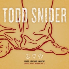Snider Todd - Peace, Love And Anarchy