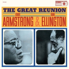 Louis Armstrong & Duke Ellingt - The Great Reunion (Vinyl)