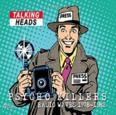 Talking Heads - Psycho Killers (4Cd)