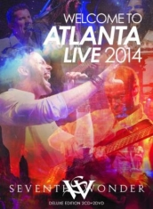 Seventh Wonder - Welcome To Atlanta Live 2014