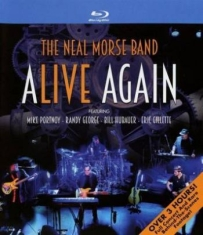 Neal Morse Band The - Alive Again
