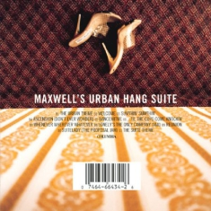 Maxwell - Maxwell's Urban Hang Suite (Ltd 2LP)