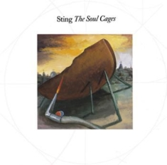 Sting - Soul Cages (Vinyl)