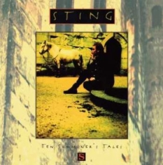 Sting - Ten Summoner's Tales (Vinyl)