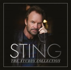 Sting - Sting - Studio Collection (11Lp)