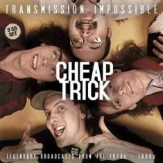 Cheap Trick - Transmission Impossible (3Cd)