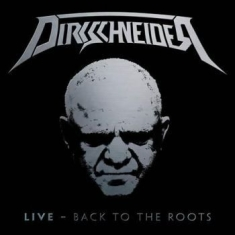 Dirkschneider - Live - Back To The Roots (Clear 3-V