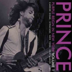 Prince - Purple Reign In Nyc - Vol.1
