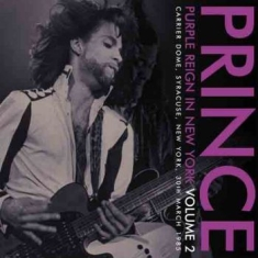 Prince - Purple Reign In Nyc - Vol.2