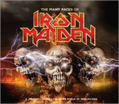 Iron Maiden - Many Faces Of